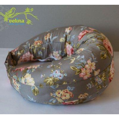 Подушка для кормления Чайная Роза class=