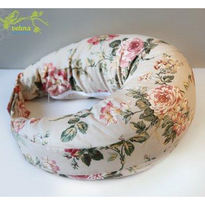 Подушка для кормления Розы